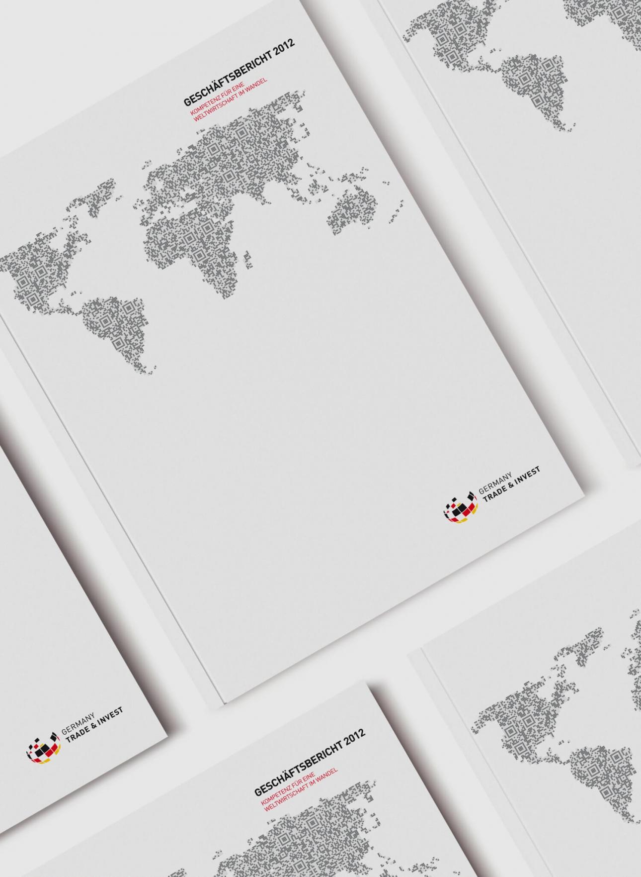 Geschäftsbericht für Germany Trade and Invest, Corporate Publishing und Finanzkommunikation von 31M