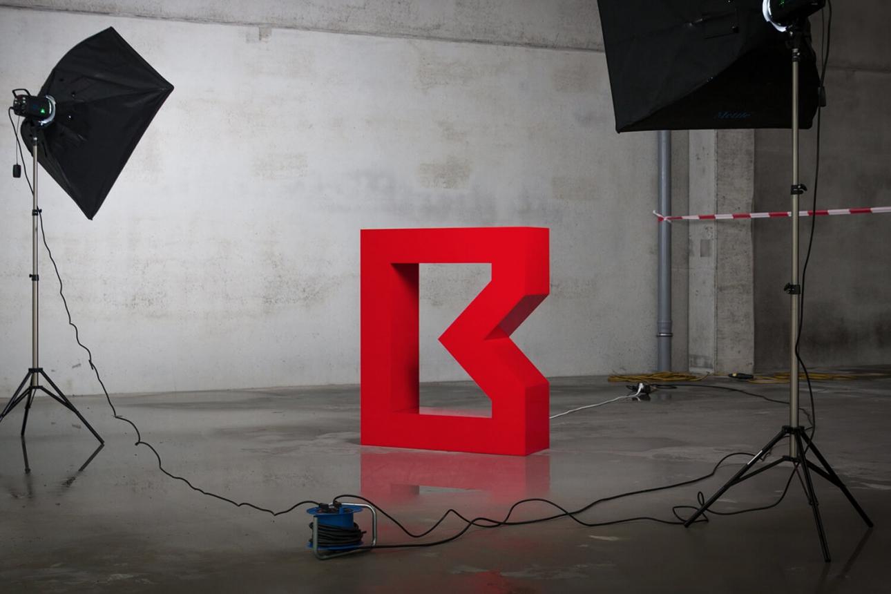 Corporate Design Relaunch, Logoüberarbeitung für das Bauunternehmen Brüninghoff von 31M aus Essen, Ruhrgebiet