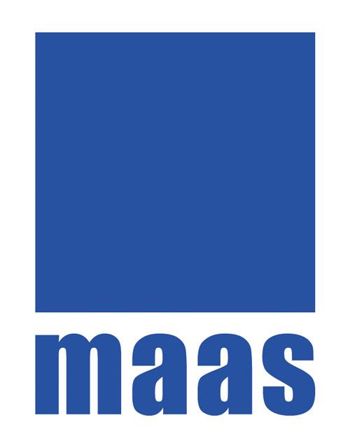 Logo für Maas
