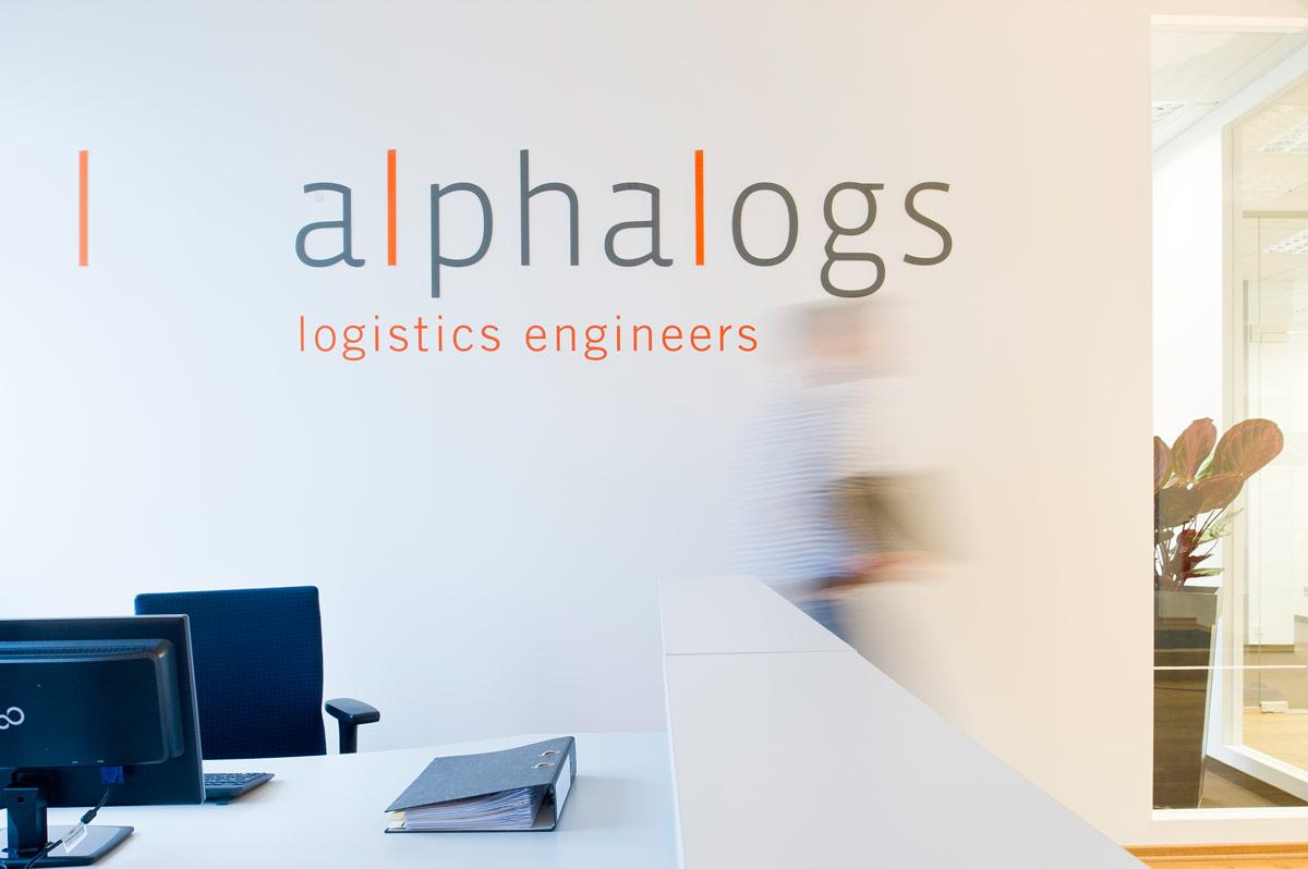 Logo von alphalogs