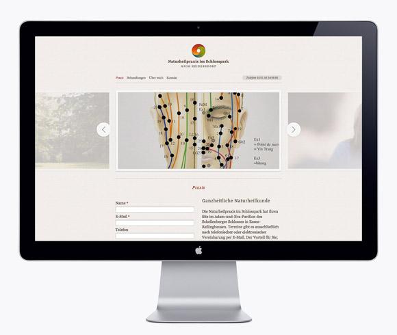 Webdesign für nis