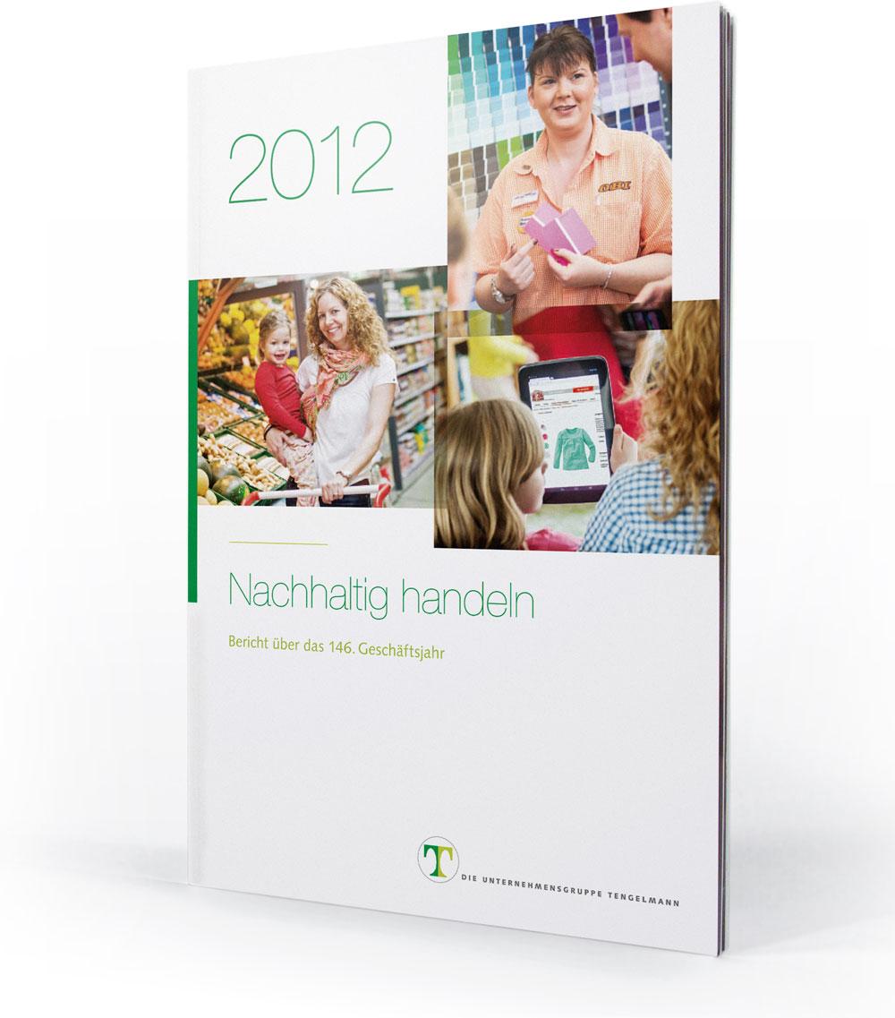 Magazin Cover für Tengelmann