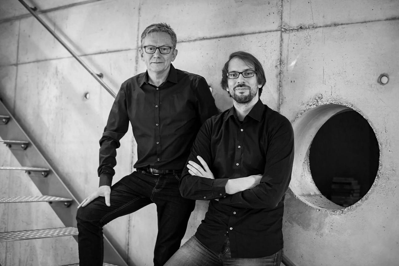 31M Geschäftsführer Dieter Rehmann und Daniel Buerger