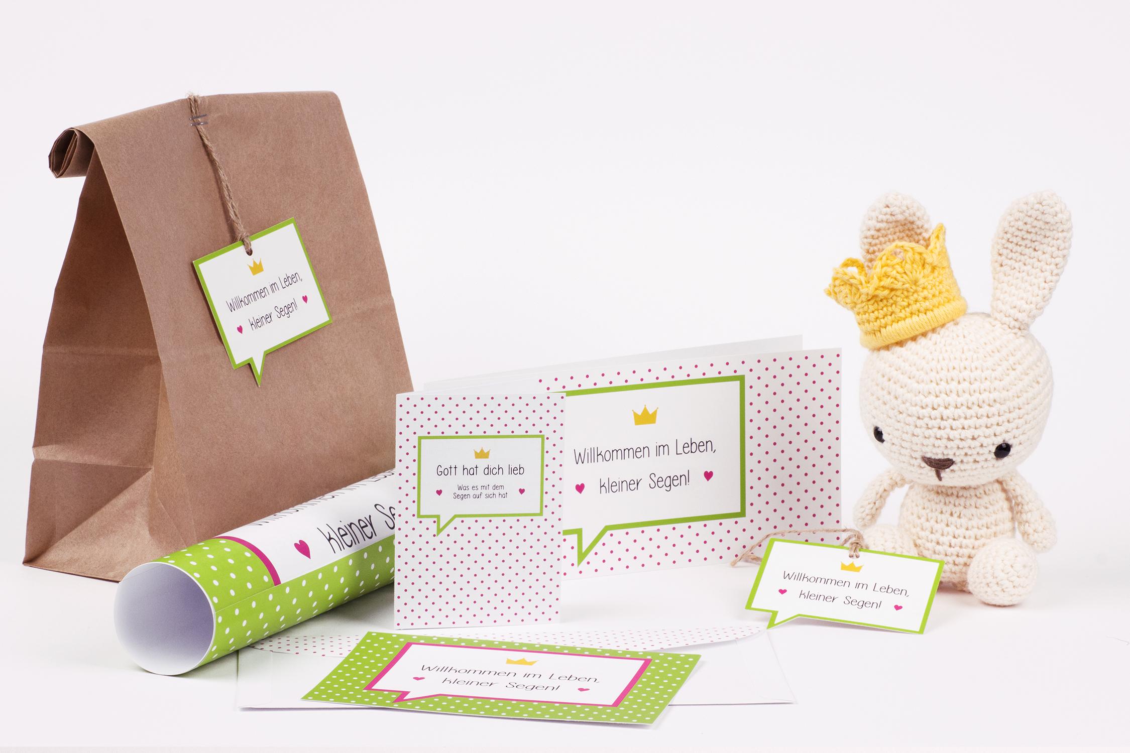 Segen für Babys – Bistum Essen – Print Design