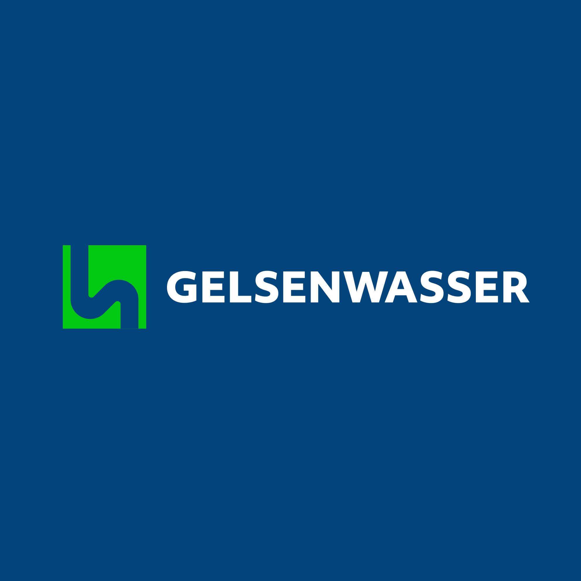Neues Logo der GELSENWASSER AG