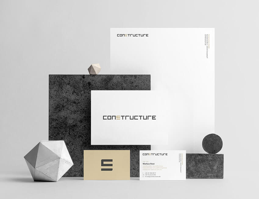 Neues Corporate Design für constructure