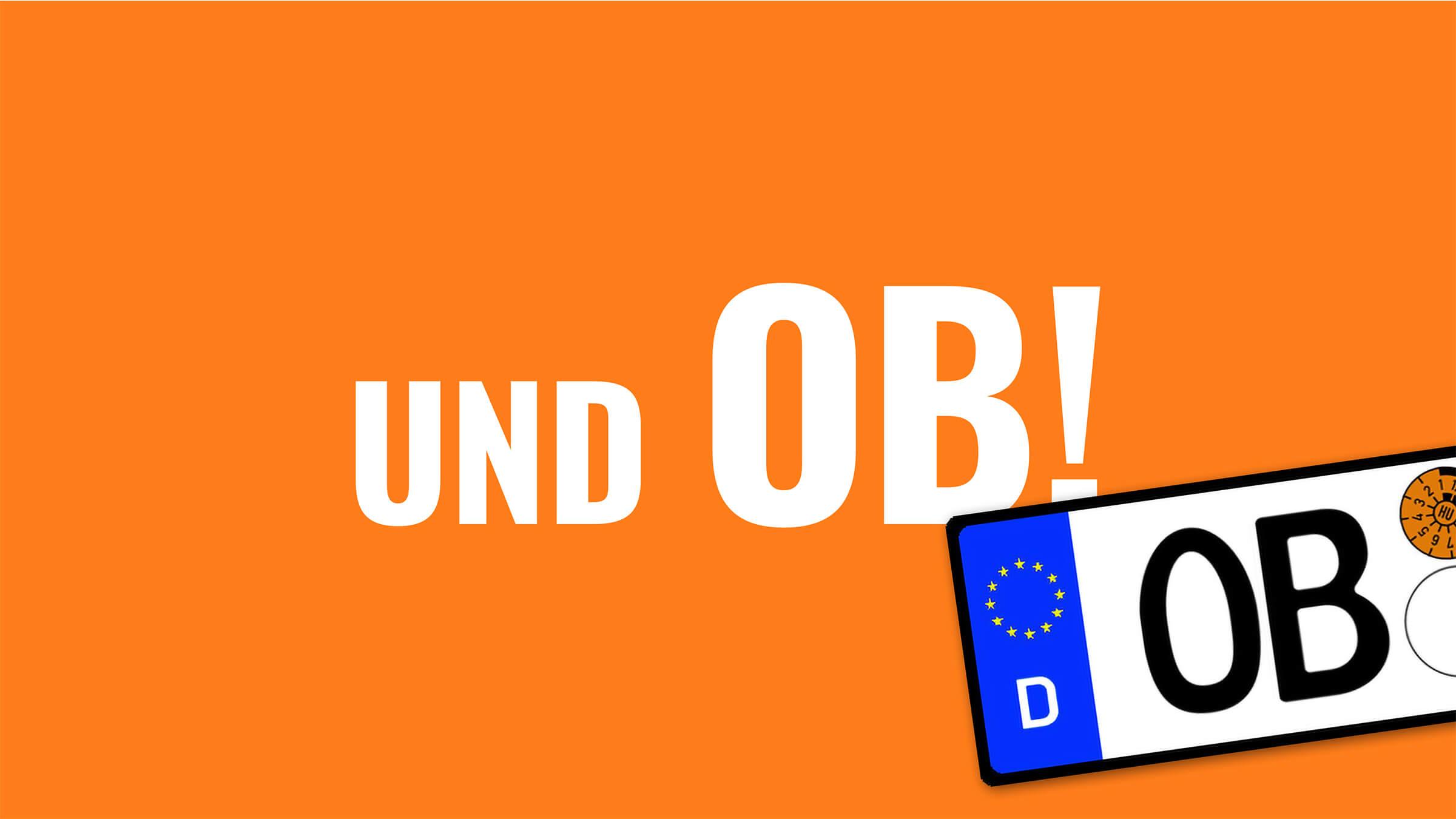 Kampagnen Claim der Image- und Produktkampagnen für evo Oberhausen