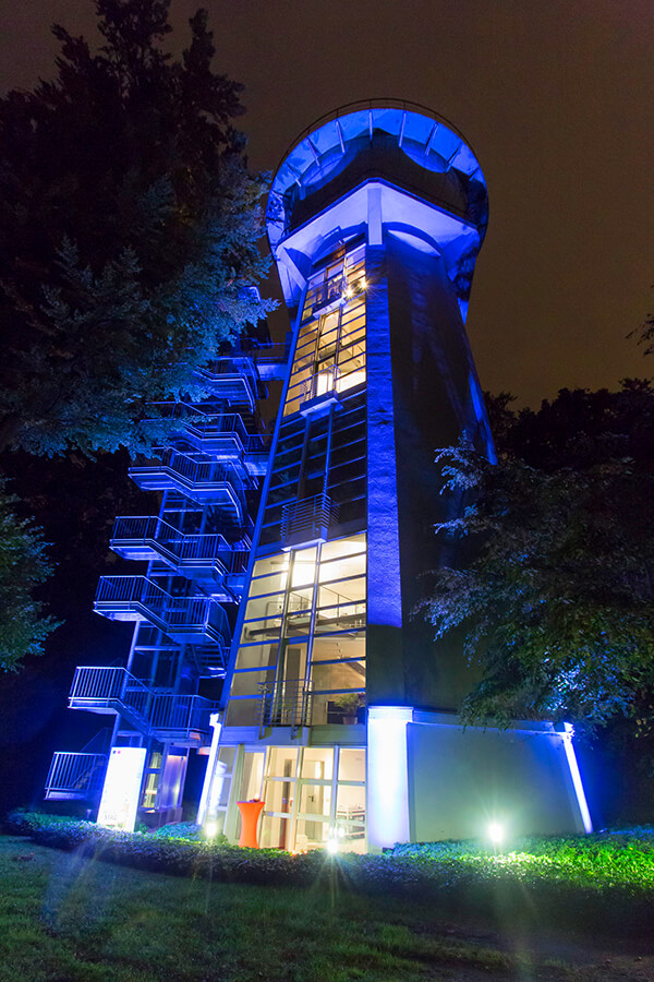 Wasserturm 31M Werbeagentur Essen