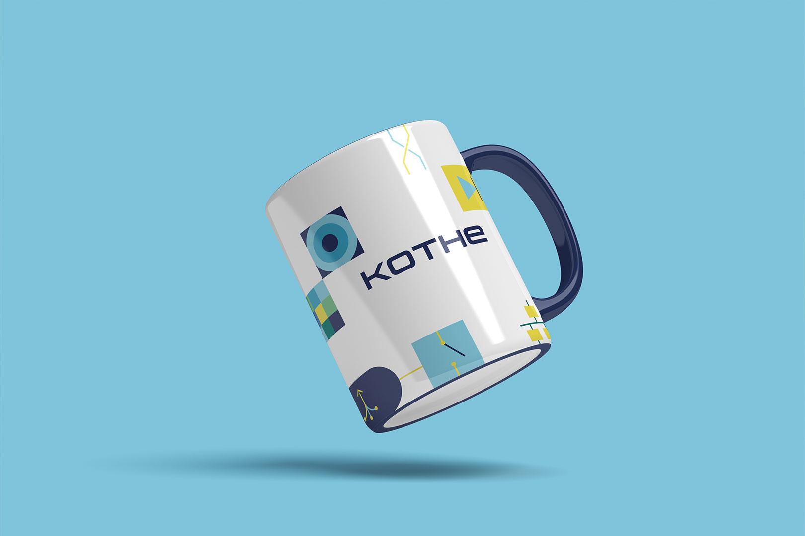 Geschäftsausstattung für Kothe Ingenieurbüro im neuen Corporate Design