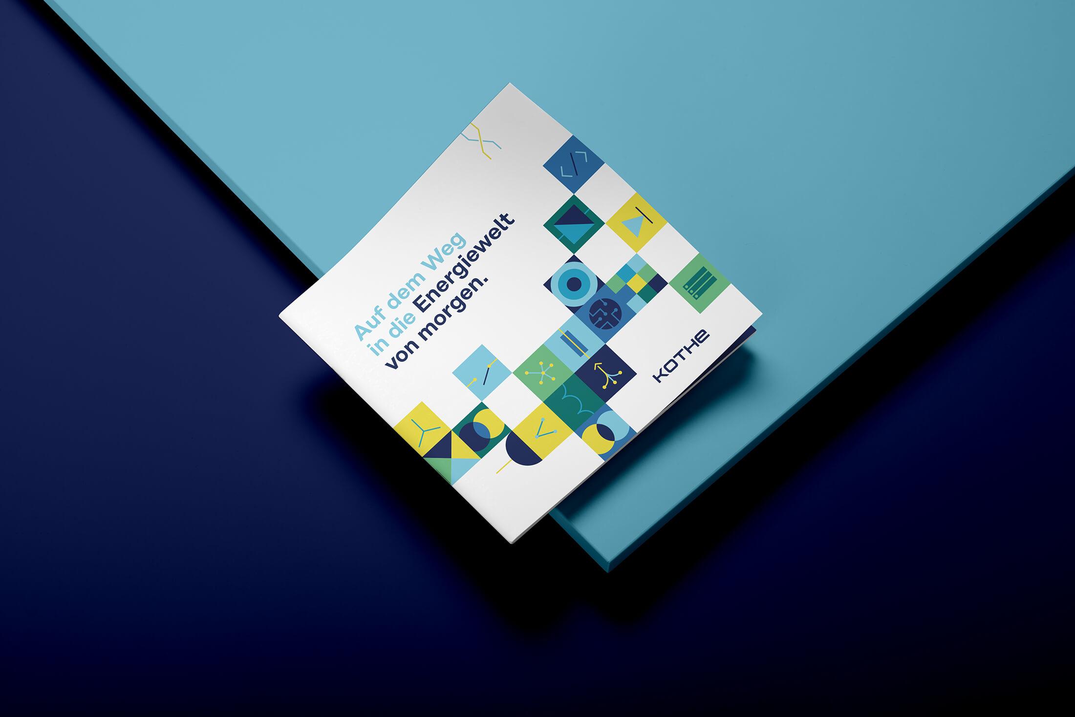 Broschüre im neuen Design