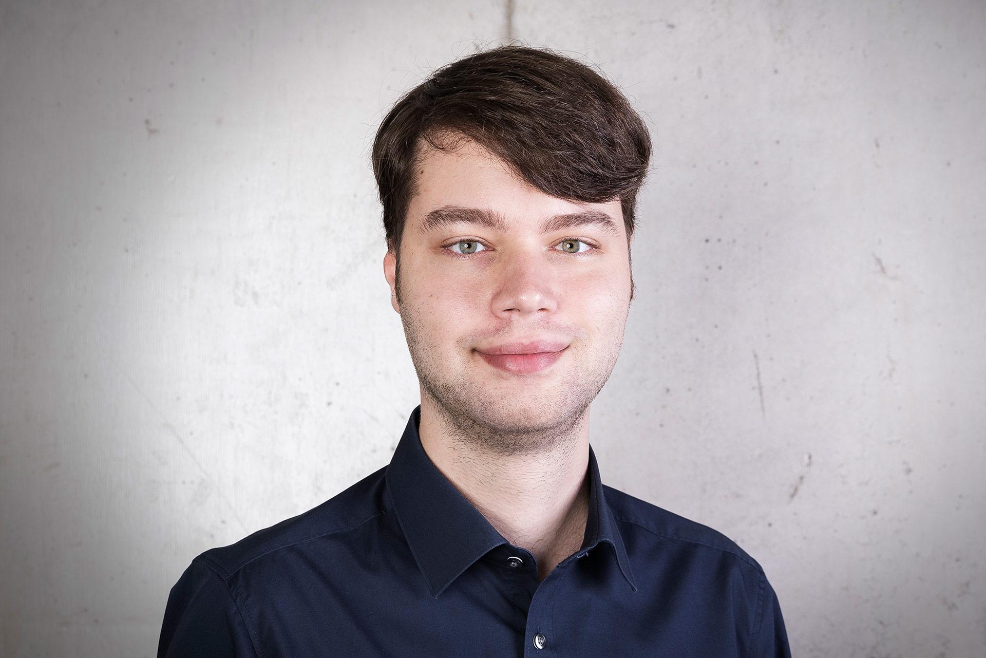 David Steimel Ausbildung im Bereich Mediengestaltung Digital
