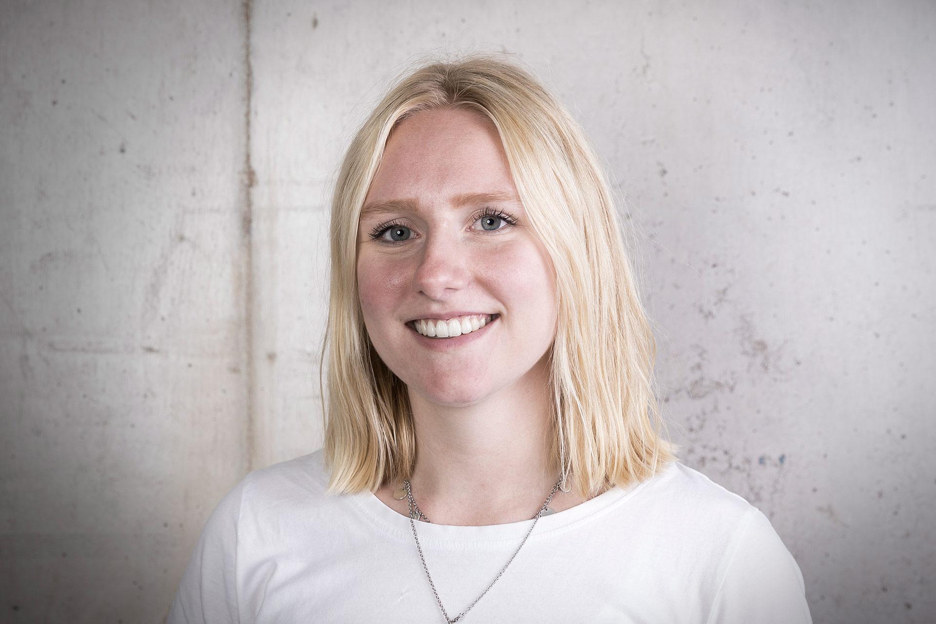 Svenja Grüttner, Praktikum Design